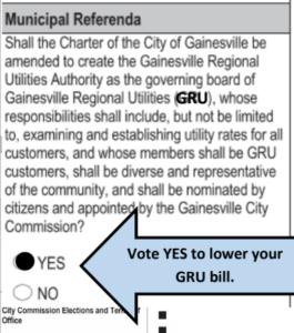 Municipal Referenda